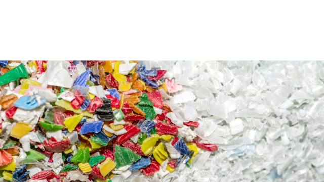 Application Scan Plastik Flakes