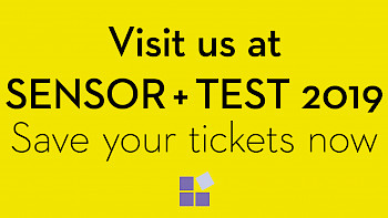 SENSOR + TEST 2019: The measurement fair